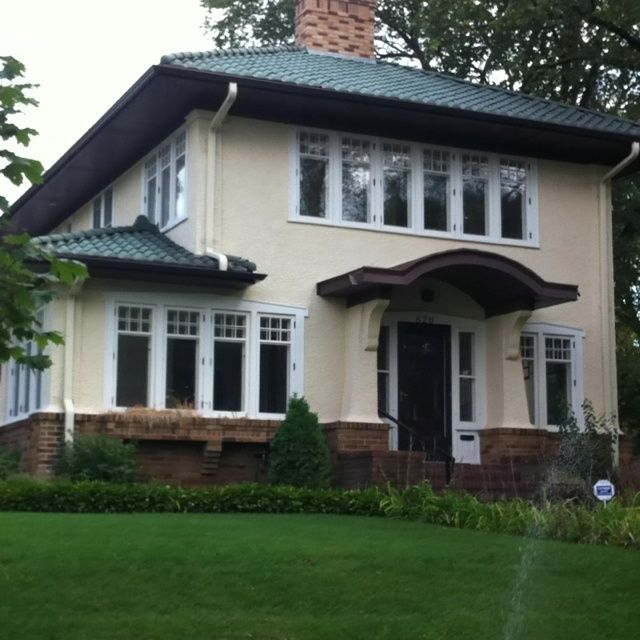 Rehab addict - Minnehaha house - This place was gorgeous when she finished  it! She could do my house anytime.