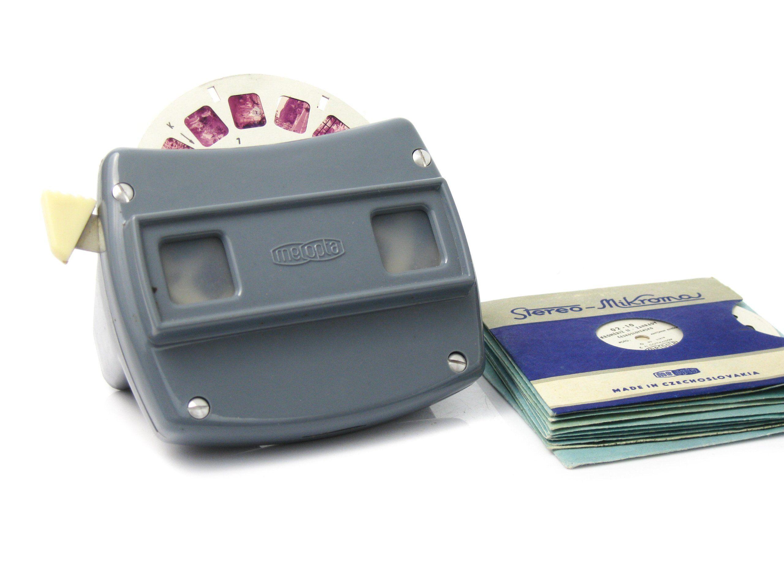 Przegladarka Do Zdjec Stereoskopowych 3d Meoskop 7103518240 Oficjalne Archiwum Allegro Gaming Products Camera Bag Nintendo Consoles