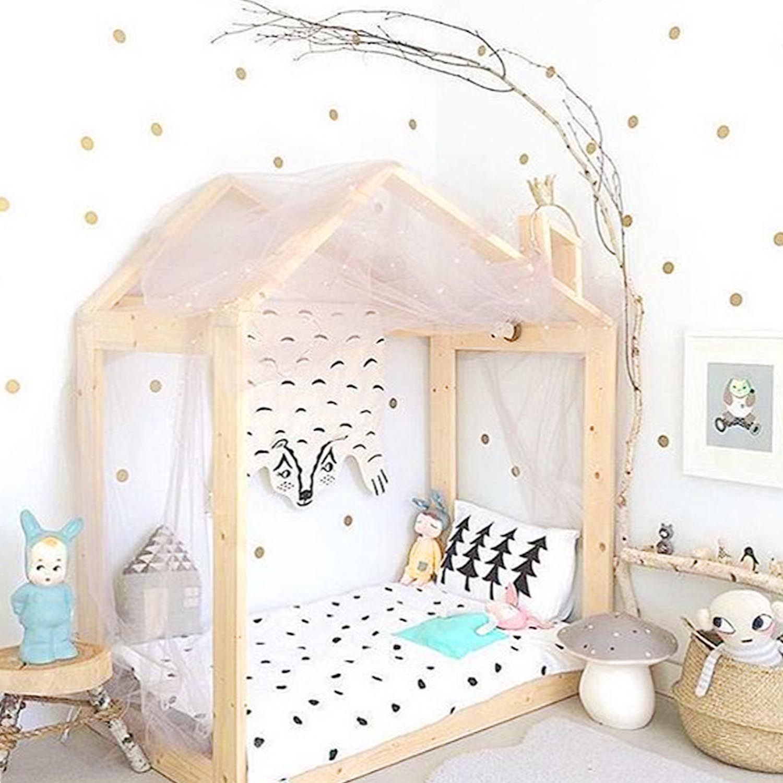 Pin de lidia mz en baby room cama montessori decoracion for Decoracion habitacion infantil montessori