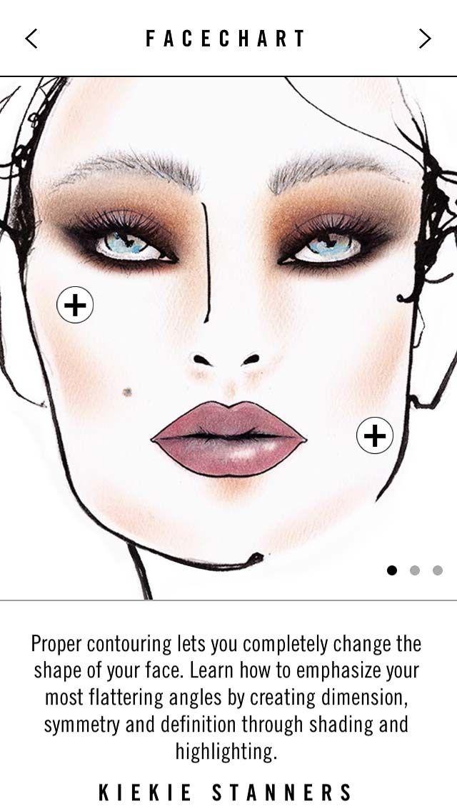 MAC Technique - makeup classes and app | Makeup class ...