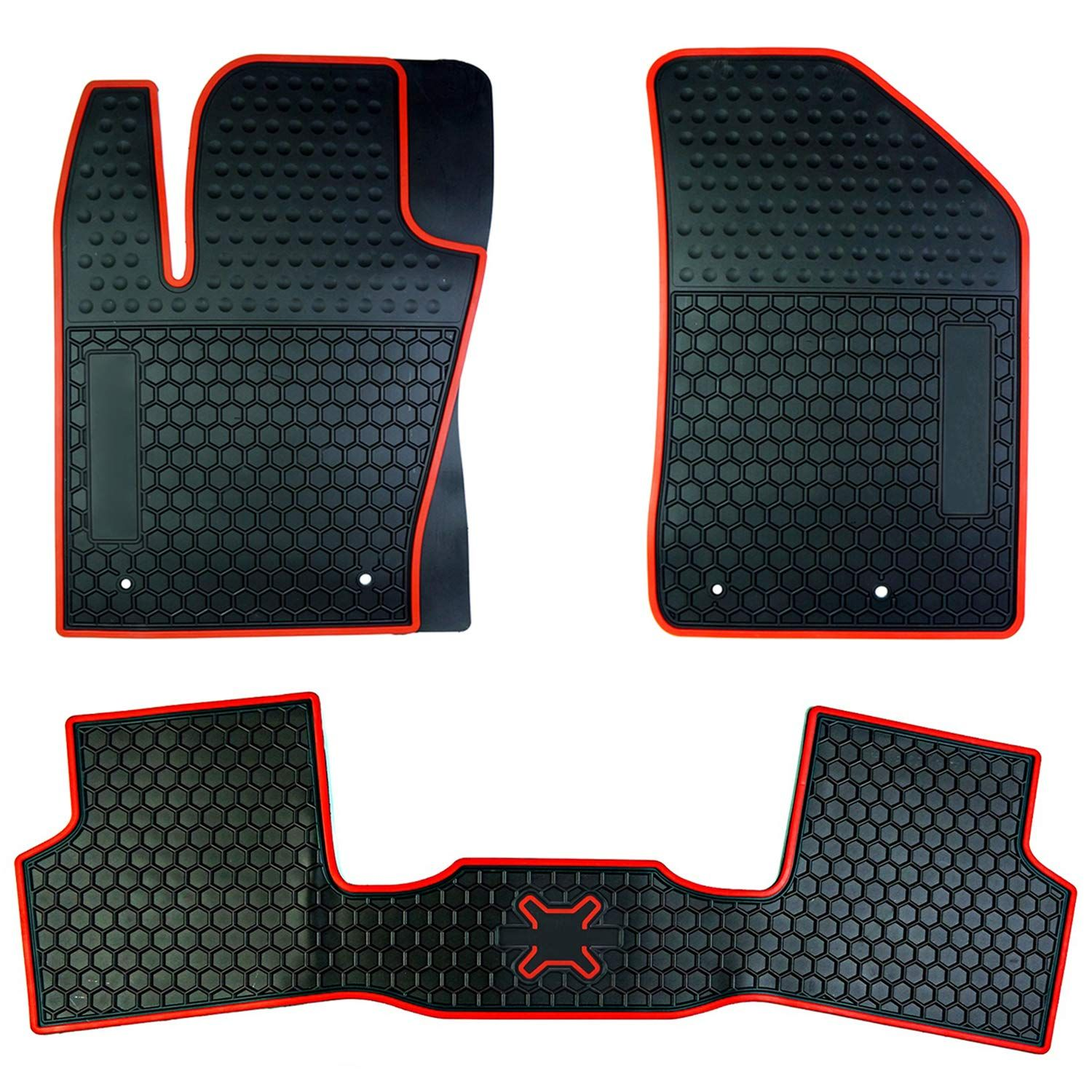 Biosp Fit For Jeep Renegade 2015 2017 2018 Runner Front And Rear Seat Floor Liners Floor Mats Black 3 Piece In 2020 2015 Jeep Renegade Jeep Renegade Floor Liners