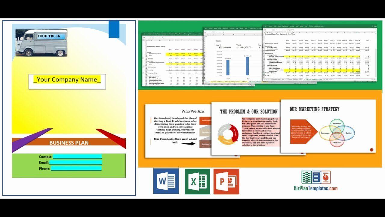 25 Trucking Business Plan Pdf in 2020 Business plan pdf