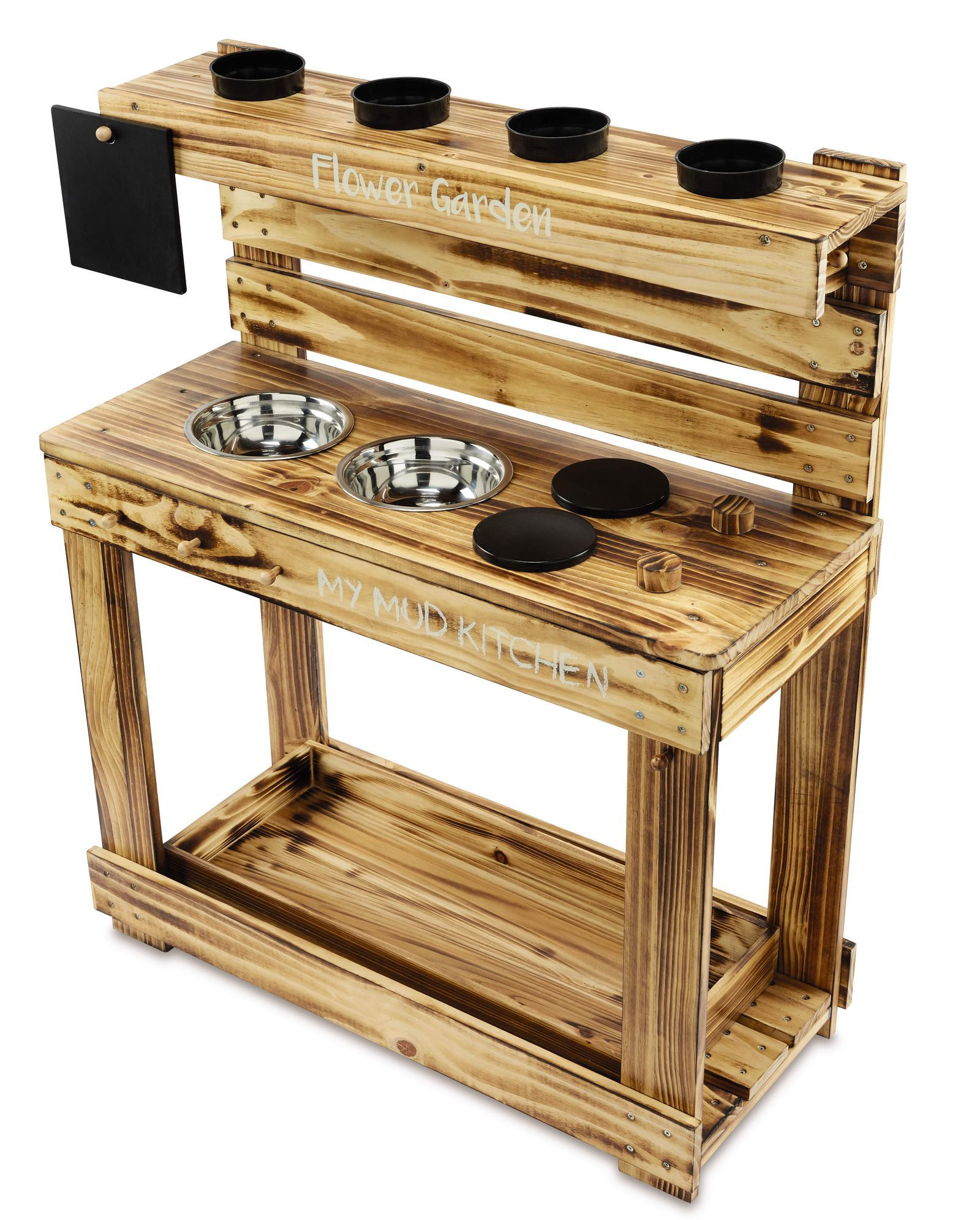 Aldi's £49.99 mud kitchen is the perfect outdoor play unit
