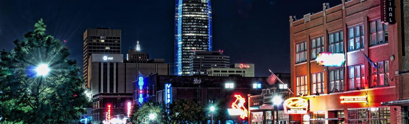 Oklahoma City T S Online Marketing Downtown Okc