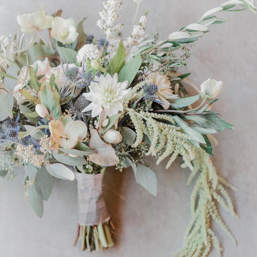 Twine Dandy Flower Boquet Bouquet Boho Style Wedding
