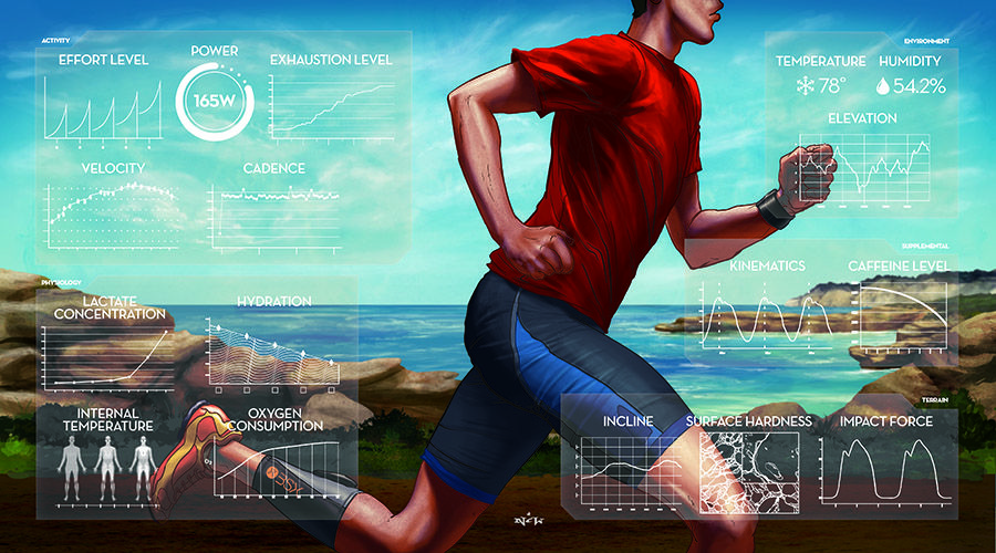 The Boom In Running Wearable Tech Wearable Tech Technology Trends Running