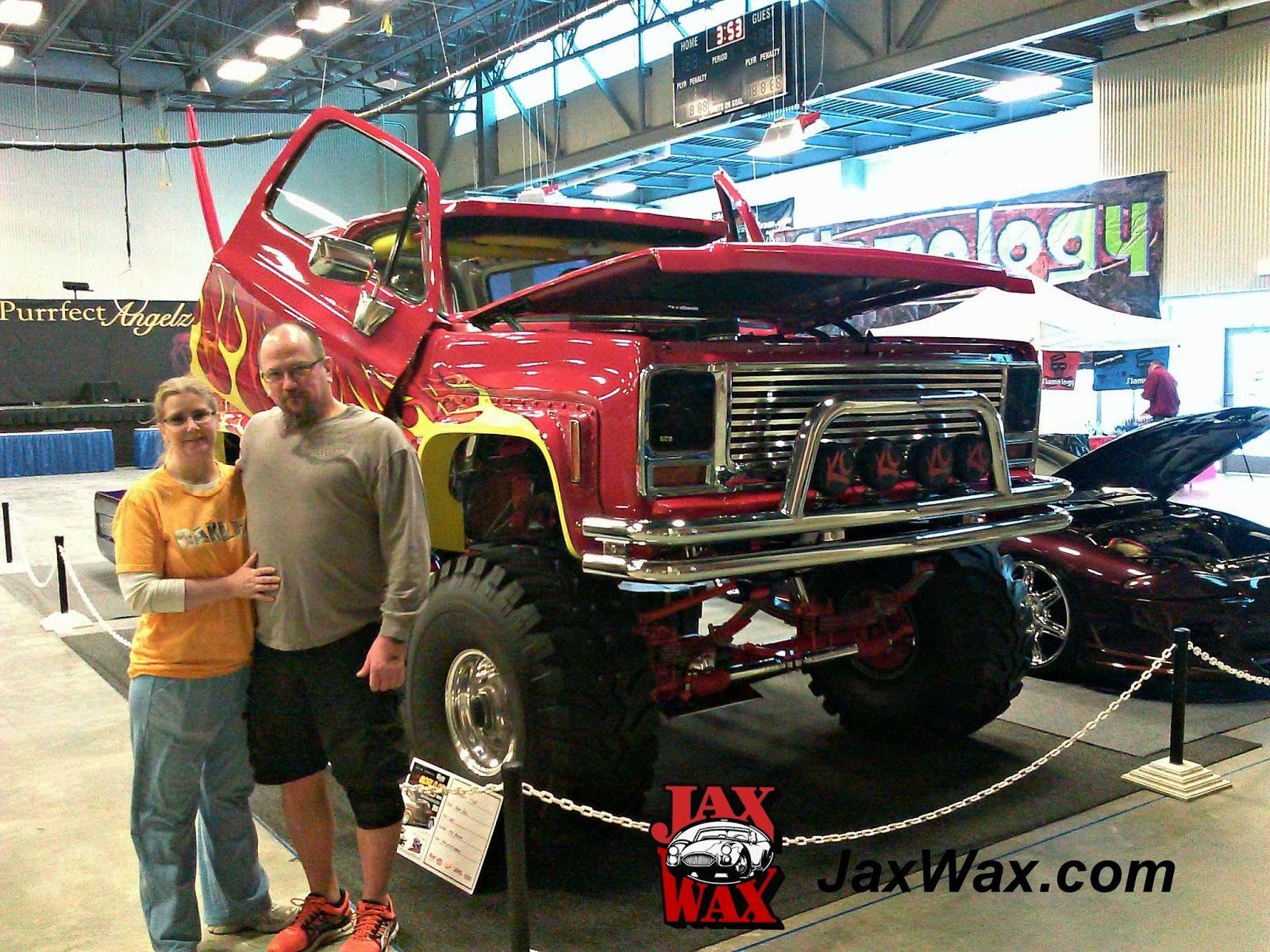 55th Annual Indianapolis World of Wheels 2014: Jax Wax Customers ...
