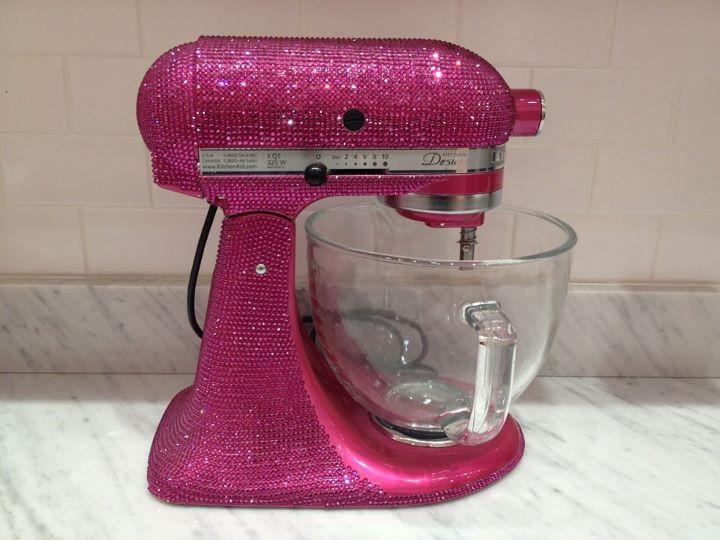 Pink Sparkly Mixer!!!!!!