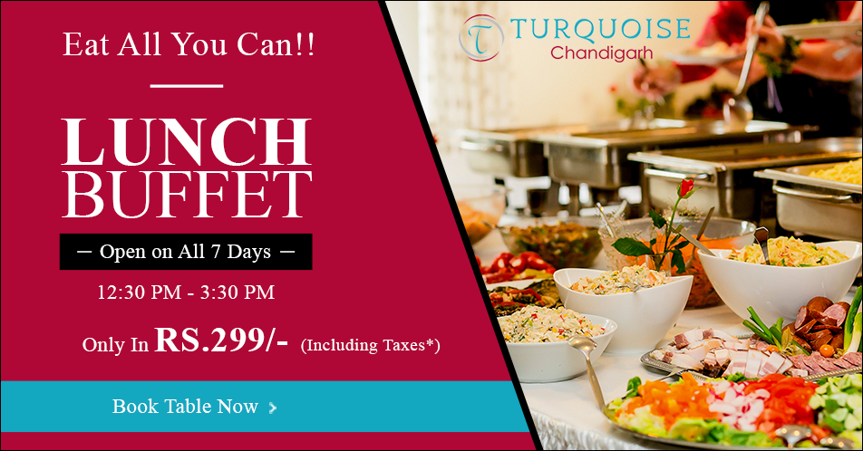 10deals Enjoy Lunch Buffet In Just Rs 299 Beanbucketcafe At