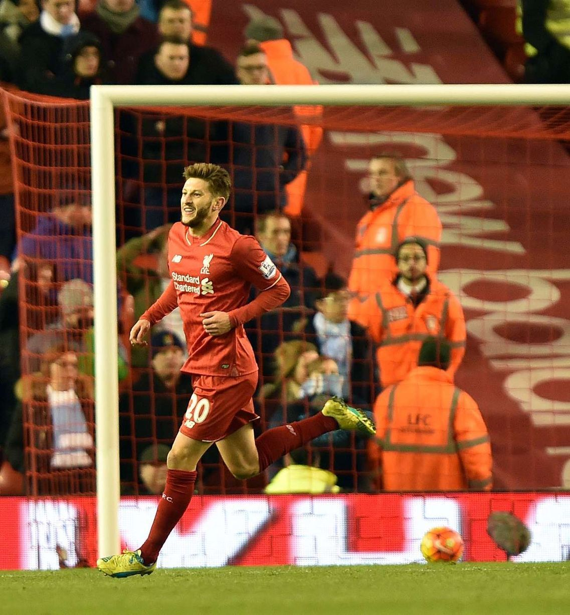 How Flanagan has been slapped in face by Liverpool