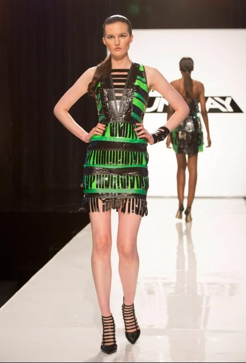 Project Runway Season 13 Rate the Runway Korina Emmerich Episode 2 Look