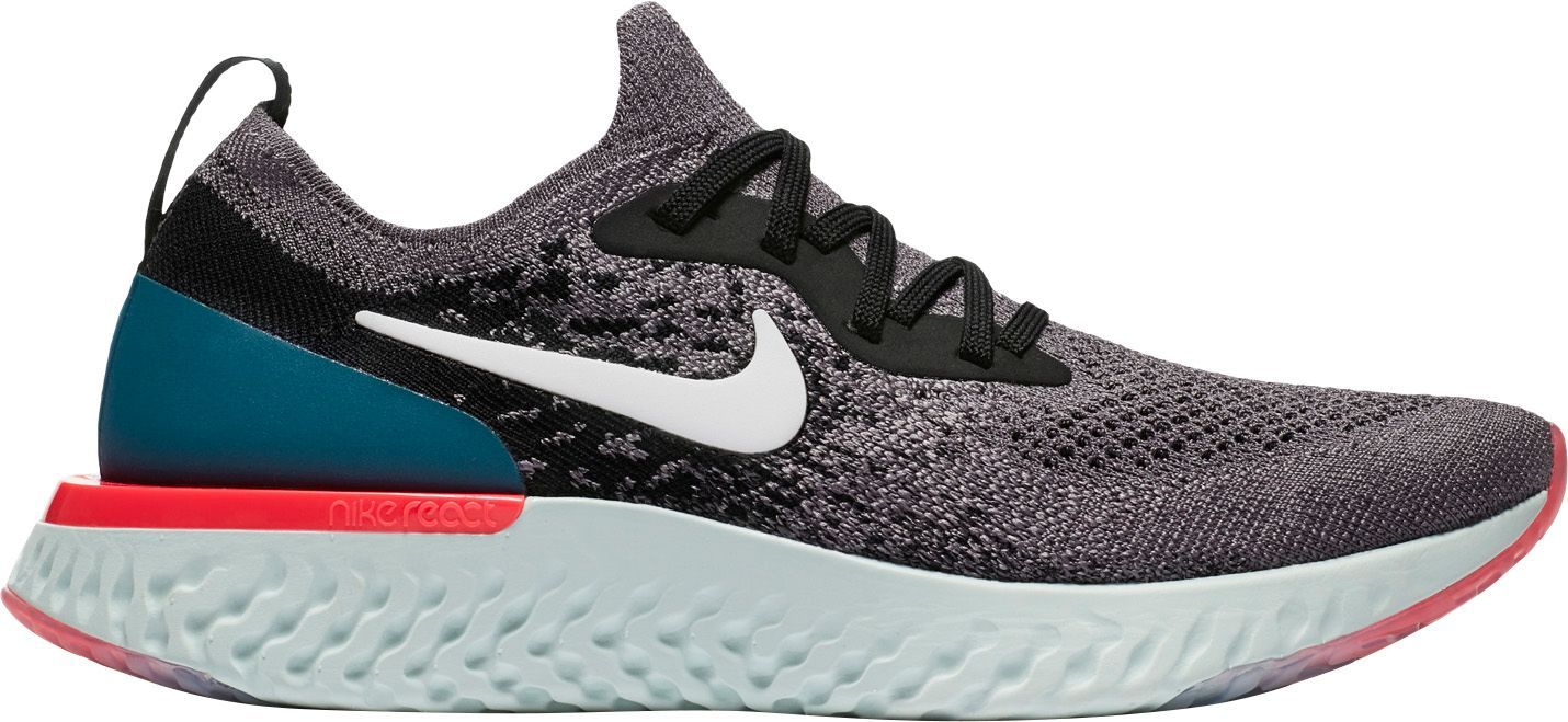 7456ccedc0d77 Nike Kids  Grade School Epic React Flyknit Running Shoes