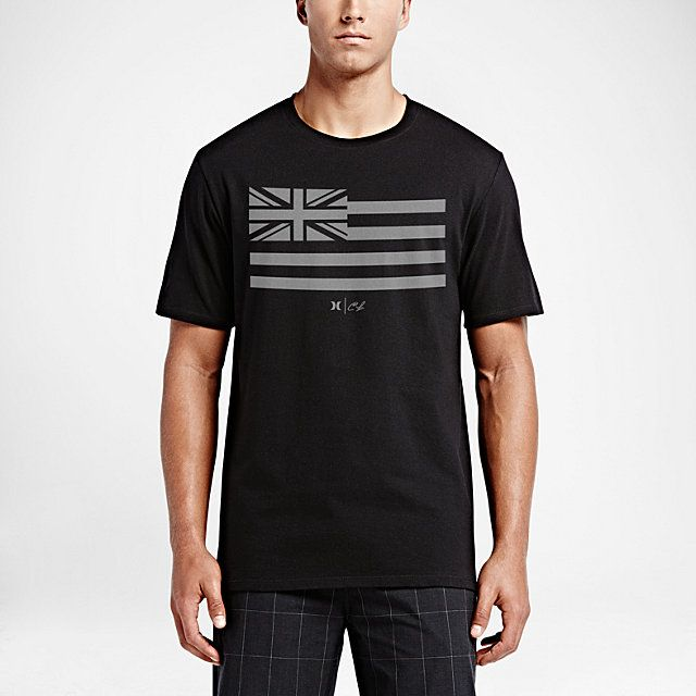 Hurley Hawaiian Pride Clark Little Men's T-Shirt. Nike.com