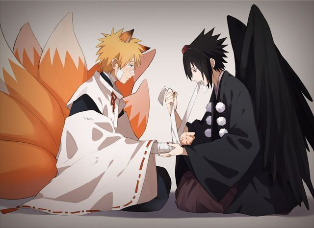 Photo of Nasuno (Naruto x Saskue pic) ⚠️⚠️⚠️⚠️⚠️⚠️ – FoxySmoxy Im Loving the Black