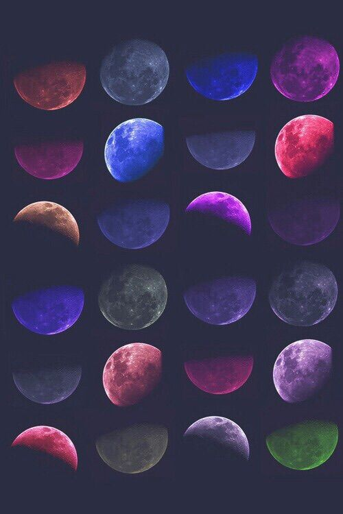 Image Via We Heart It Weheartit Entry 167627259 Amor Amore Colors Hipster Love Moon Nature Pretty Purple Shine Sky Tumblr
