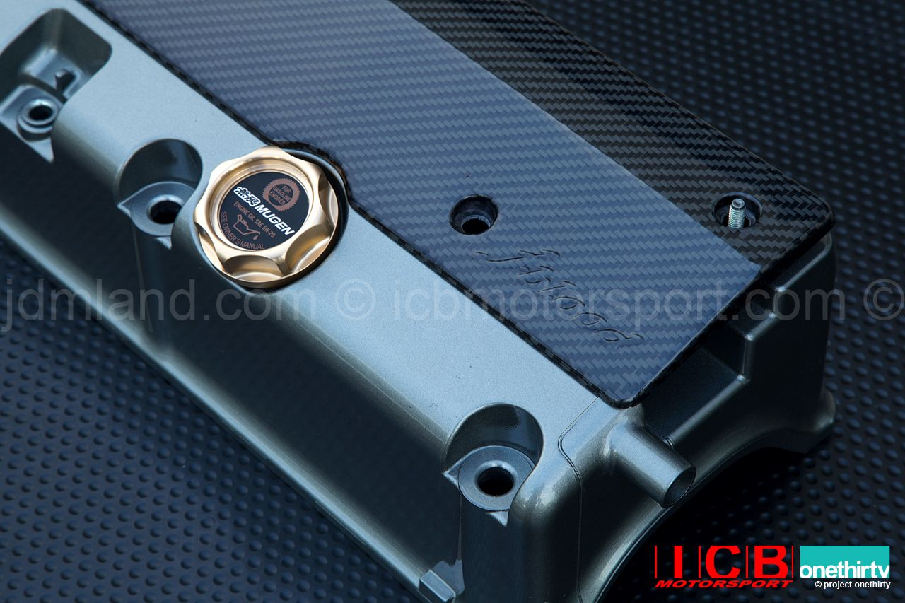 Dc5 Type R K20a K Series Dohc Ivtec Valve Cover Gunmetal Nh 546m