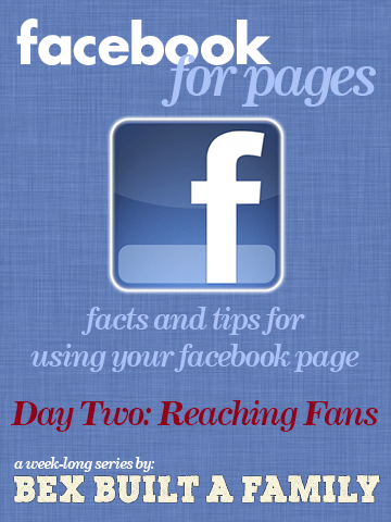 Facebook Myths Busted – Part Two: Where's My Fans?
