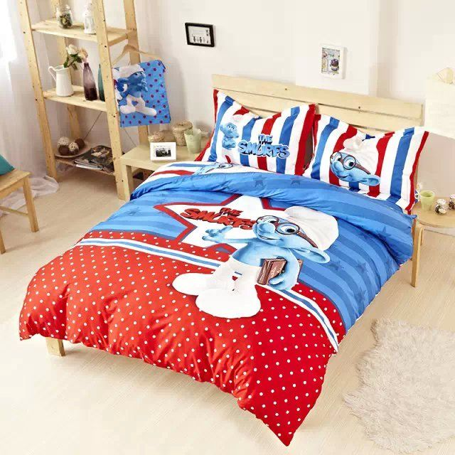 The Smurfs Comforter Duvet Covers On Sale Stuff To Buy