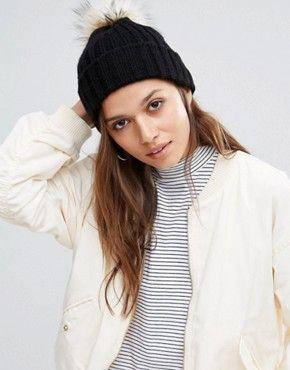 pas cher fabrication habile rencontrer Bonnets femme   Chapeaux d'hiver   ASOS   Clothing ...
