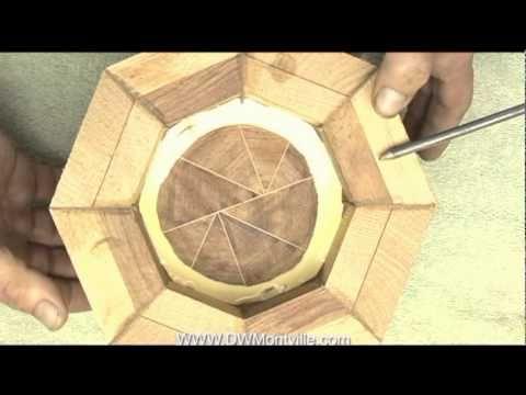 Part 2 Making A Segmented Bowl Segmented Woodturning