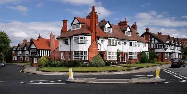 villaggi inglesi