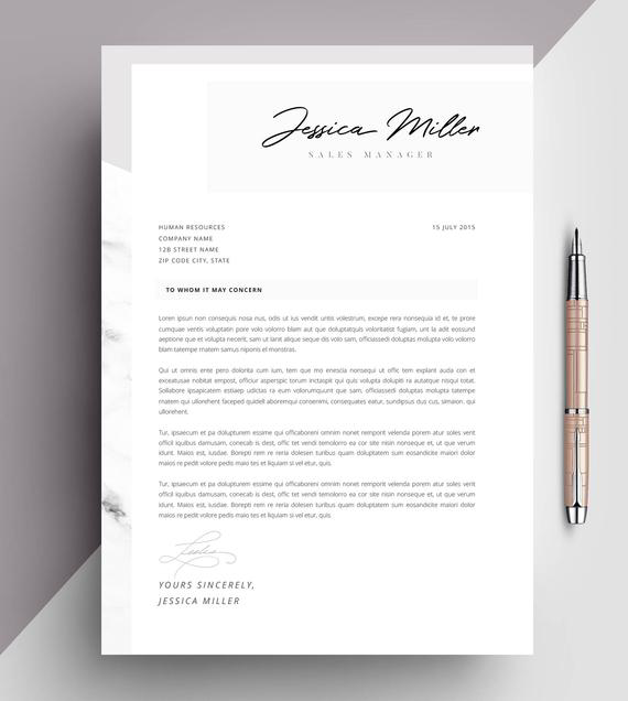 Professional Resume Template Cv Template Editable In Ms Word And Pages Instant Digital Download Size A4 And Us Letter Resume Template Professional Creative Resume Templates Cv Template