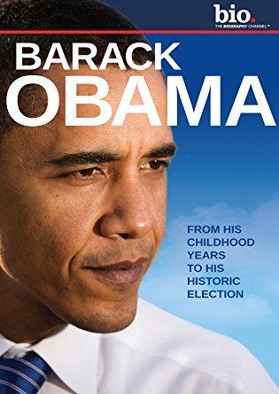 Biography Barack Obama Inaugural Edition Dvd Barack Obama
