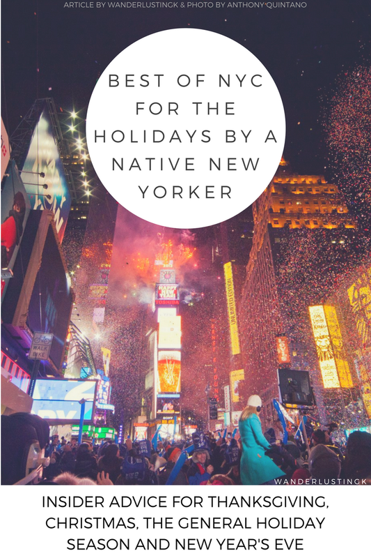 your a native new yorker