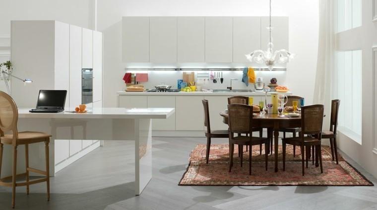 Volledig ingerichte moderne keukens keuken home kitchens