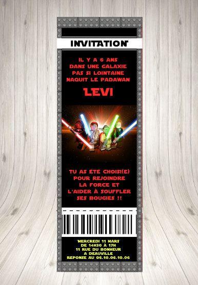 Fichier A Imprimer Ticket Invitation En Forme De Ticket Pour Un