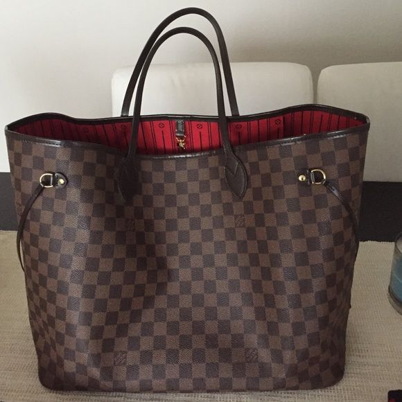 Louis Vuitton Neverfull Gm Sold