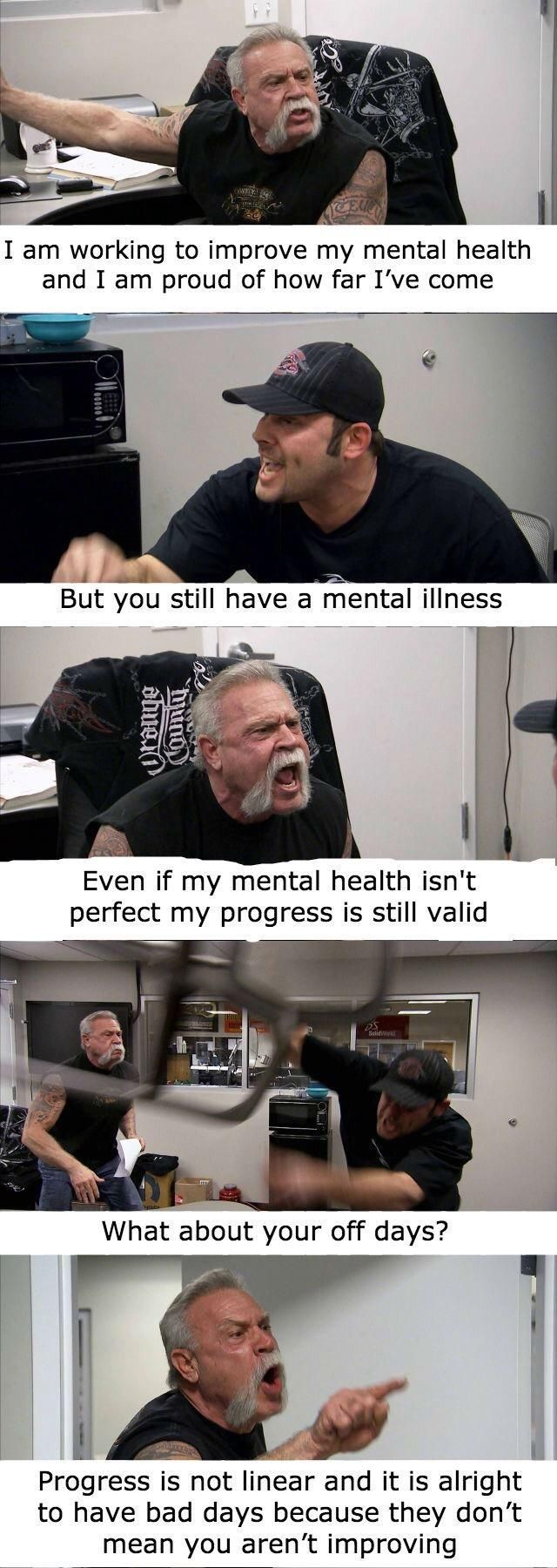 Teacher Mental Health Day Meme