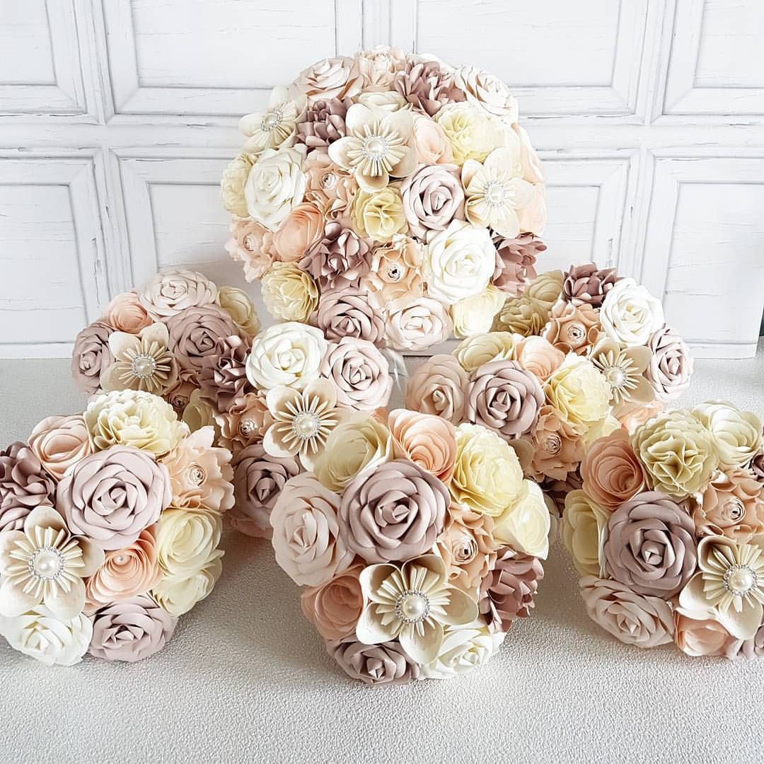 37 Likes 1 Comments Paperbouquets Co Uk Paperbouquetsuk On Instagram Paper Bouquet Paper Roses Paper Flowers