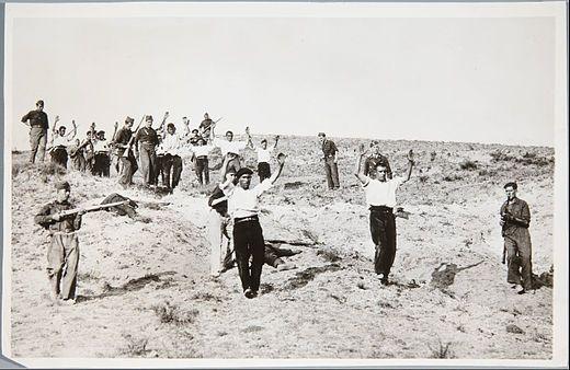Batalla de Guadarrama. Prisioneros republicanod. Represión franquista - Wikipedia, la enciclopedia libre