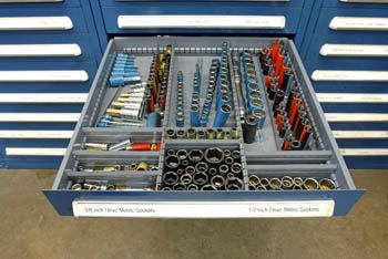 Vidmar cabinet are great for tool rooms and can be used to ...