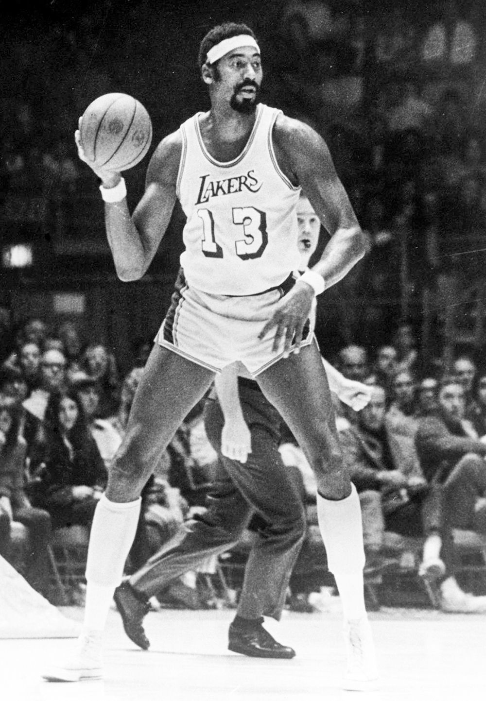Wilt Chamberlain All time Los Angeles Lakers