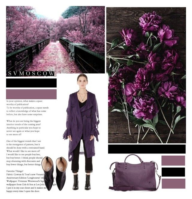 """""""SVMOSCOW #11 II"""" by pinki1994 ❤ liked on Polyvore featuring Balenciaga, Ann Demeulemeester, Vetements and svmoscow"""