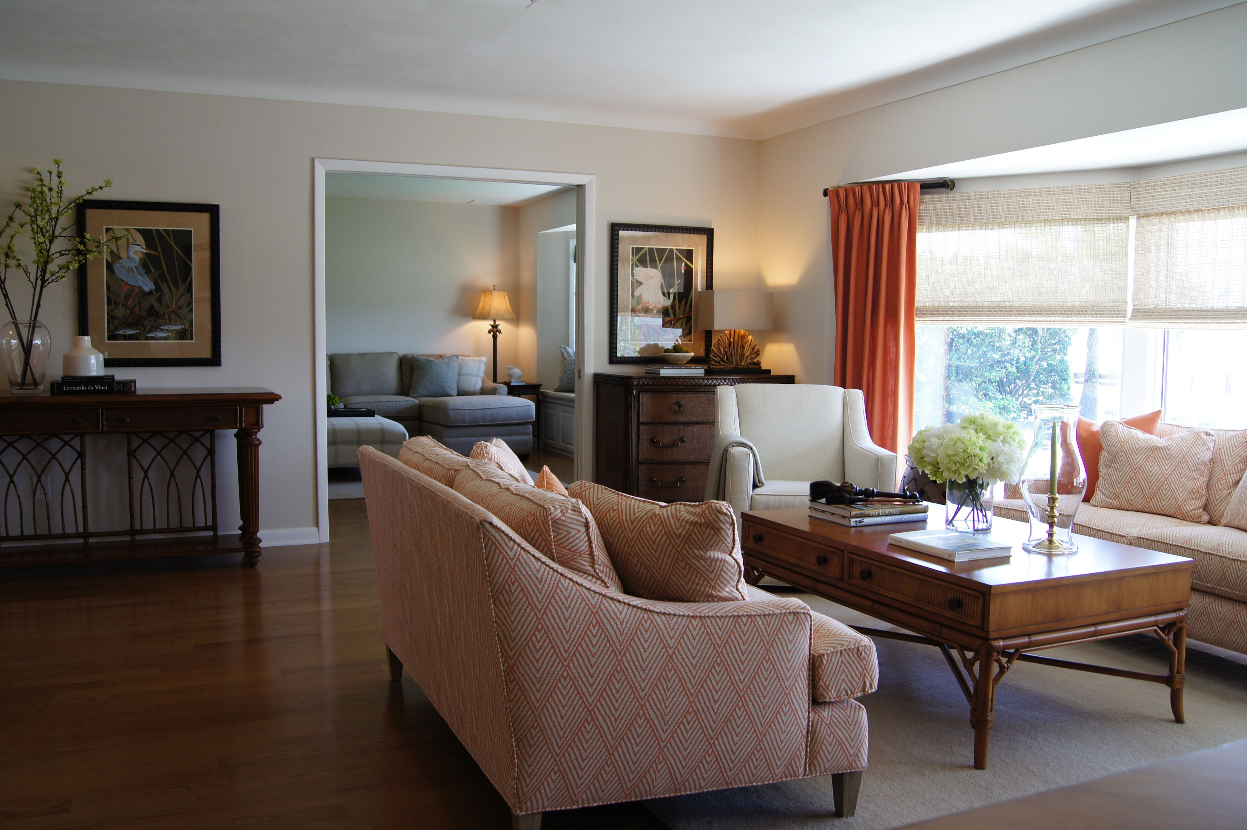 Dunedin Fl Living Room Portfolio Design Room