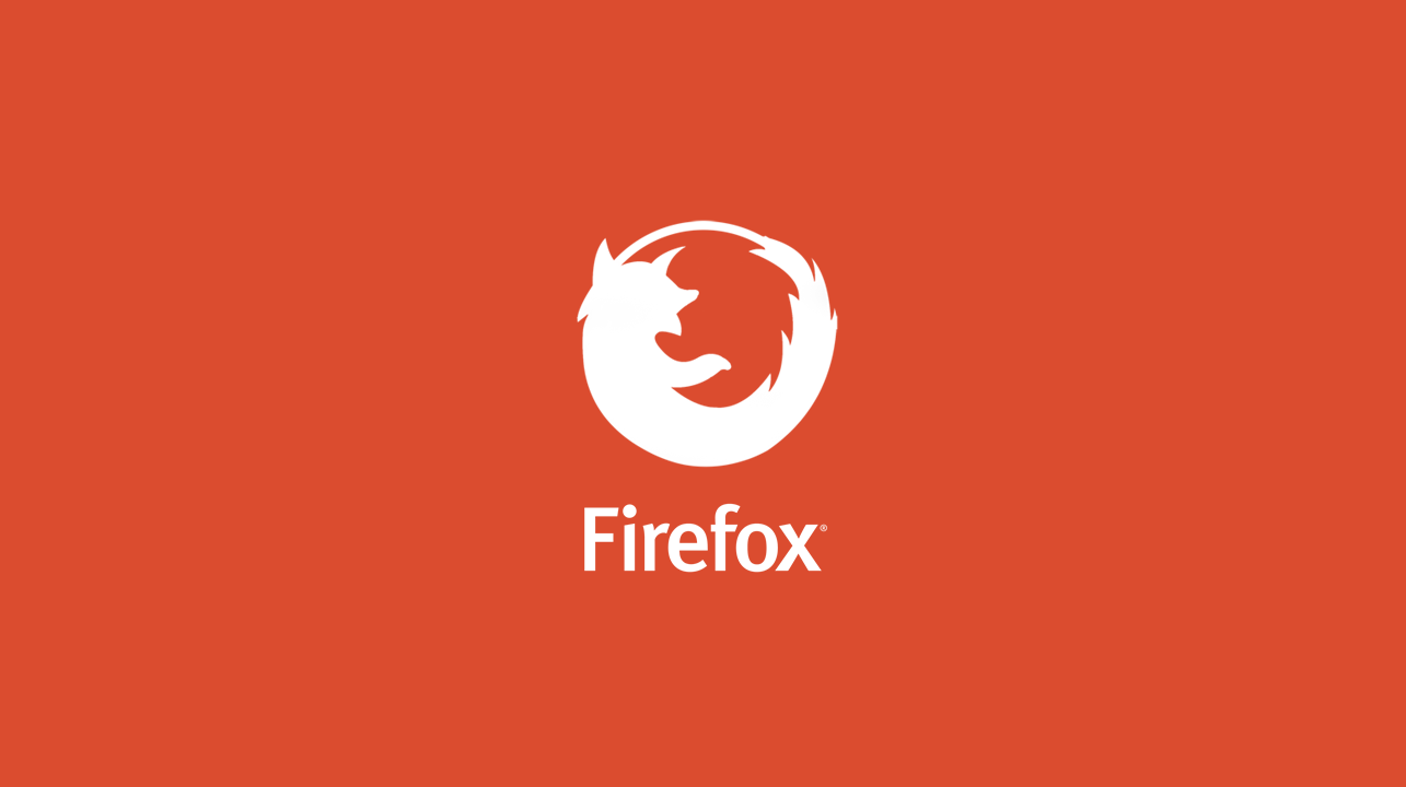 Red Firefox Landing page