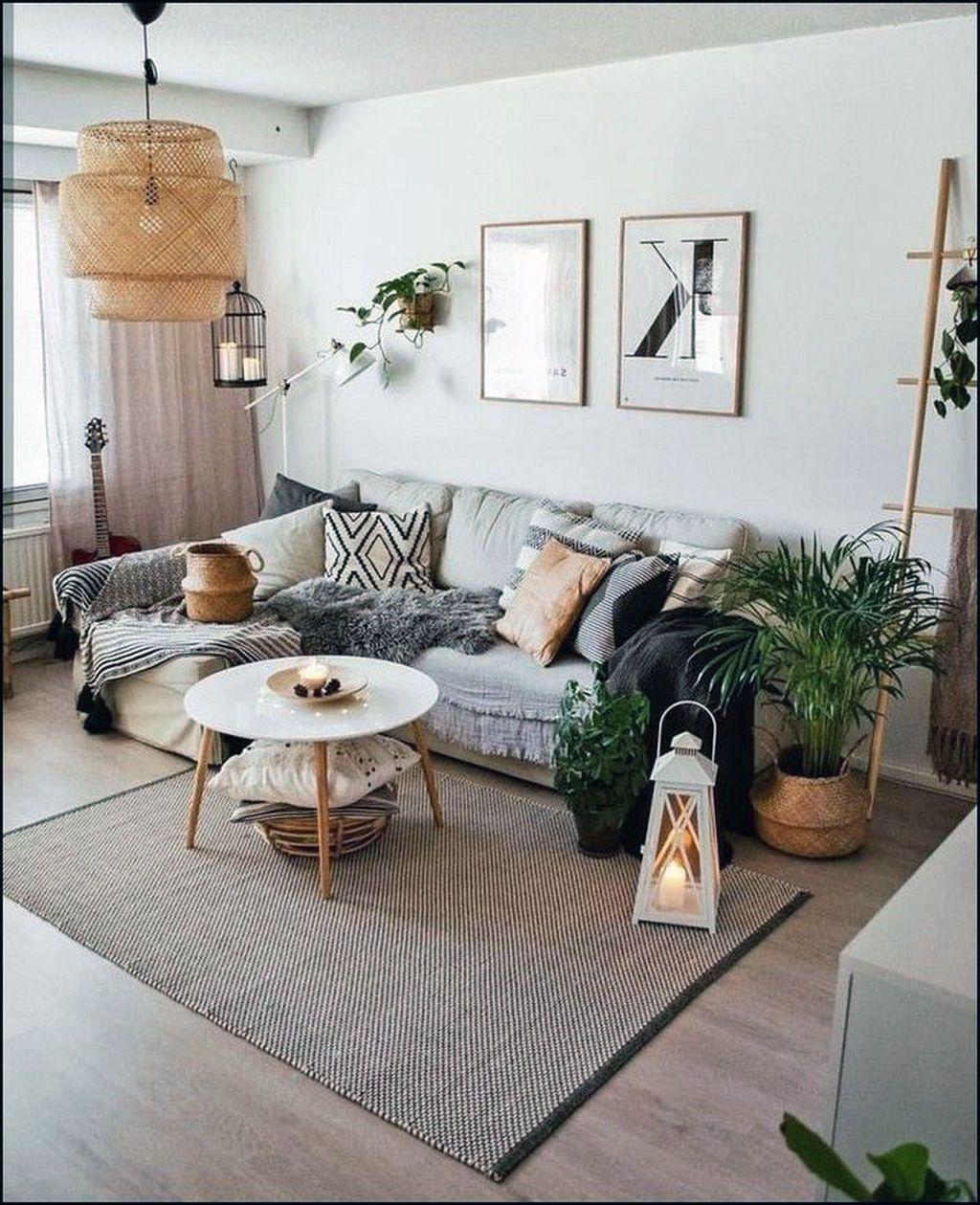 28 Marvelous Scandinavian Living Rooms With Boho Style Ideas Living Room Scandinavian Luxury Dining Room Decor Warm Home Decor Home decor ideas living room