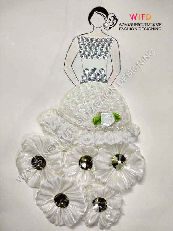 a8f29b8cd Floral design concept for dress | Concepts to Illustration | Fashion ...