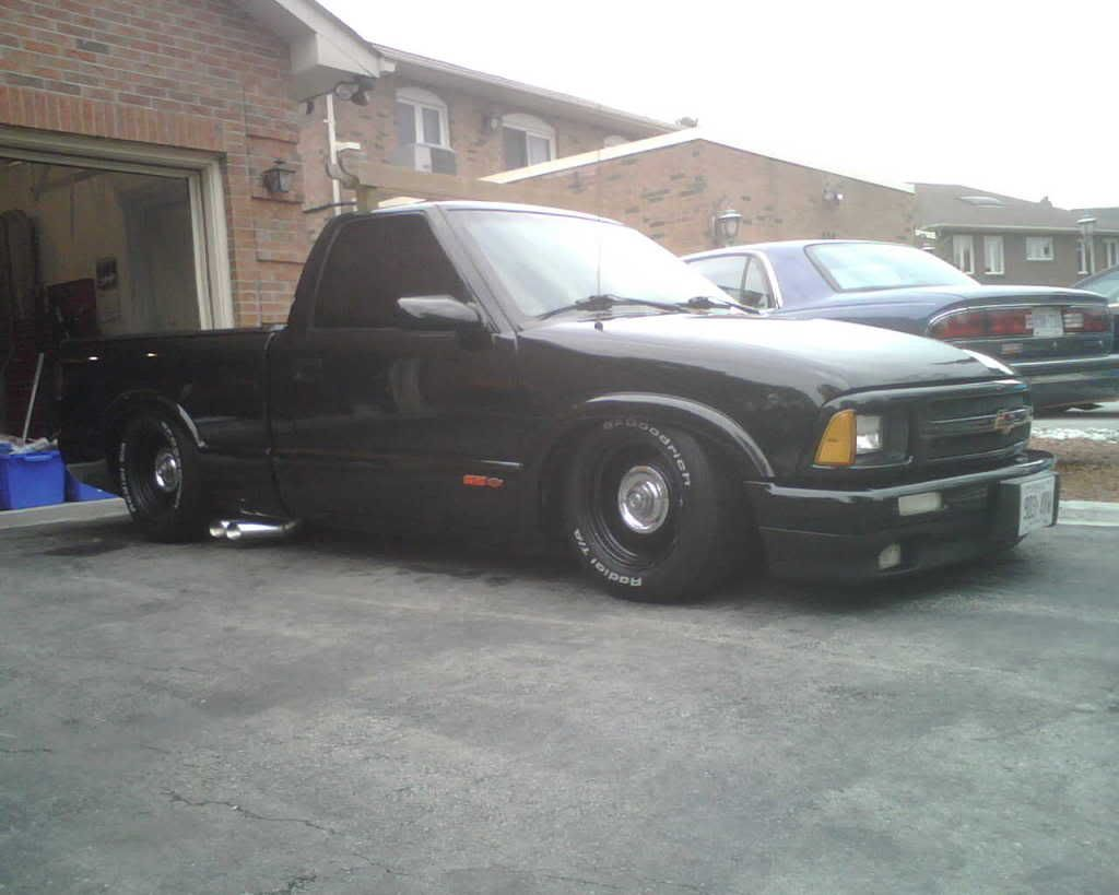 2 tone s10 | Let's see your two-tone paint jobs! - S-10 Forum ...