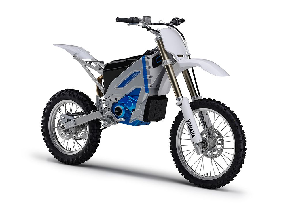 Yamaha Electric Dirt Bike Fora De Estrada