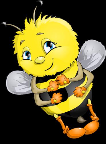 Пчёлы, осы, мёд   Пчелинное искусство, Мультфильмы и Животные