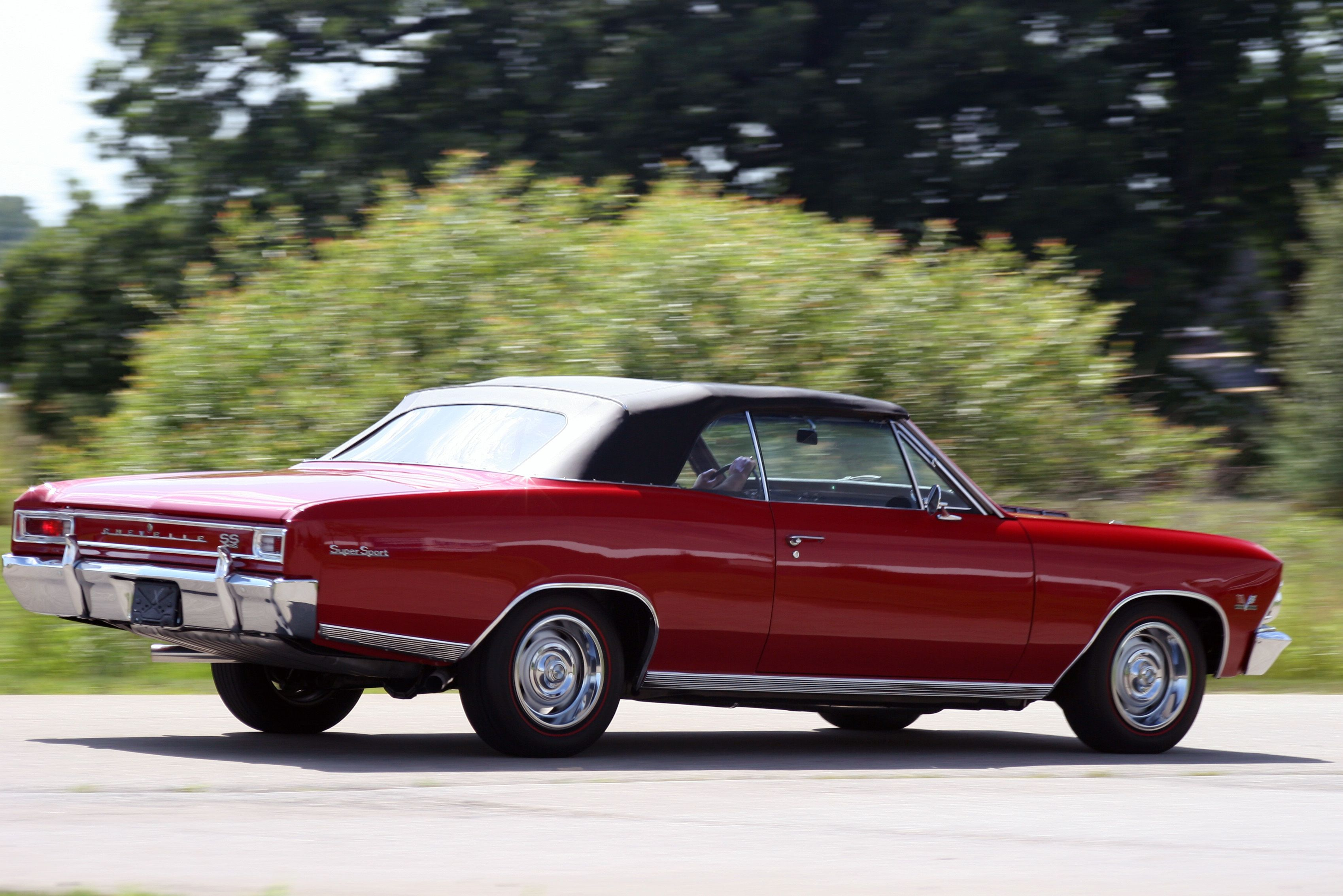 1966 Chevelle SS Convertible Muscle Cars & Co Pinterest