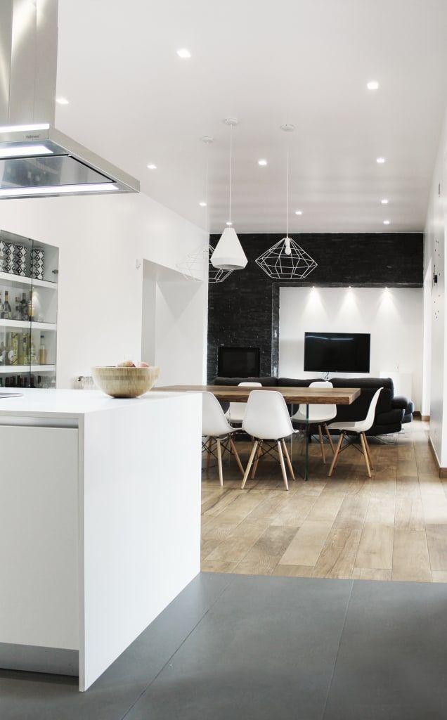 Casa kv cucina minimalista di silvia spina architettura minimalista