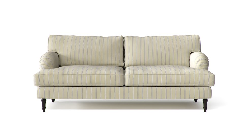 Stocksund 3 Seater Sofa Cover With Images Sofa Covers Seater Sofa 3 Seater Sofa