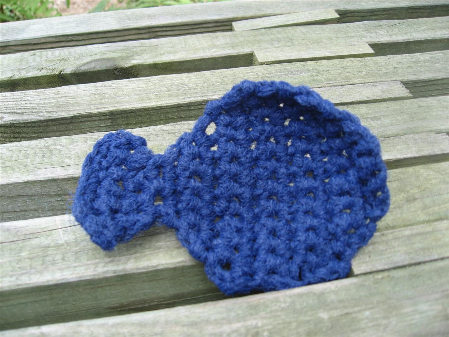 Crochet Dish Scrubbies Pattern Unique Design
