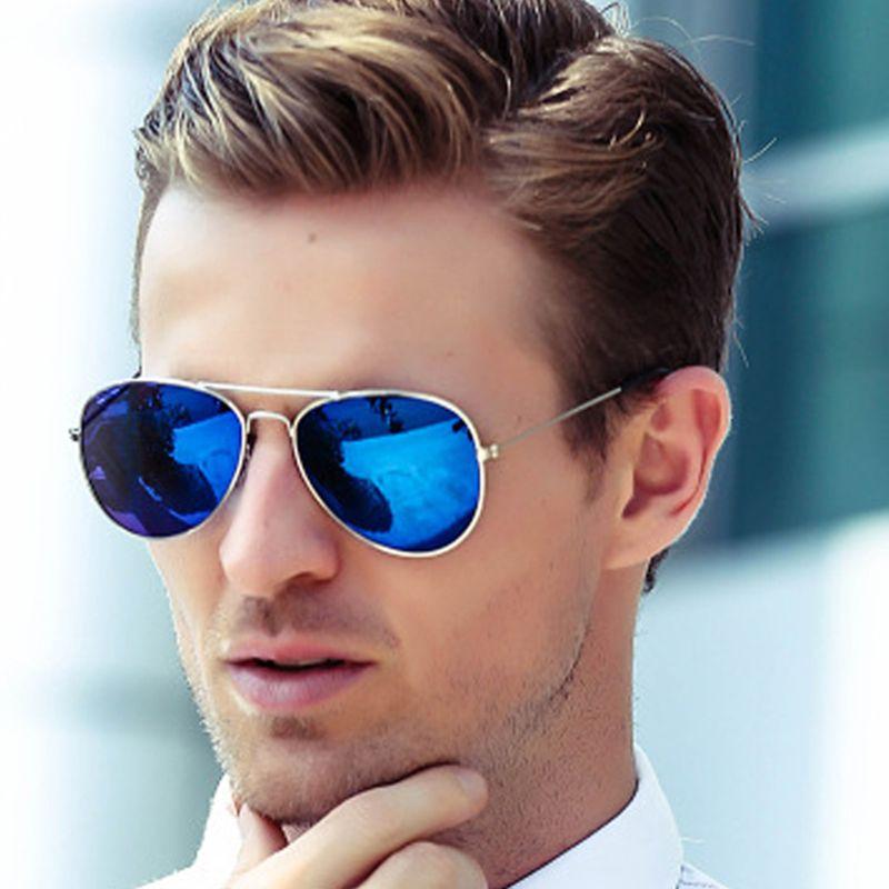d8f5cf3cf8 XIESIQING New Women Aviator Sunglasses Gold frame Glasses Men UV400 Shades  Male Pilot Sunglass Female Eyewear