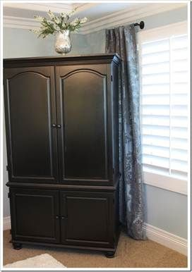 Corner armoire - I think I'm in love